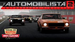 Automobilista 2 - PGT Touring Car Masters - R02 Bathurst