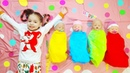Куклы Пупсики Убежали Ангелина ищет Беби Борн Обучающее видео Для детей