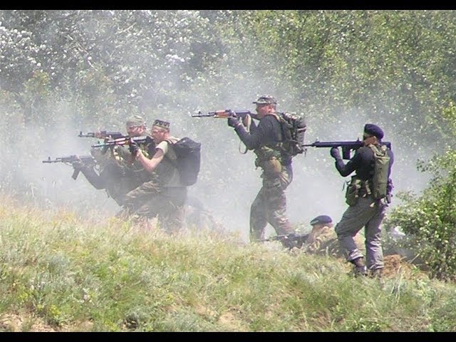 Стреляющие горы х ф Россия 4 серии 2011 год