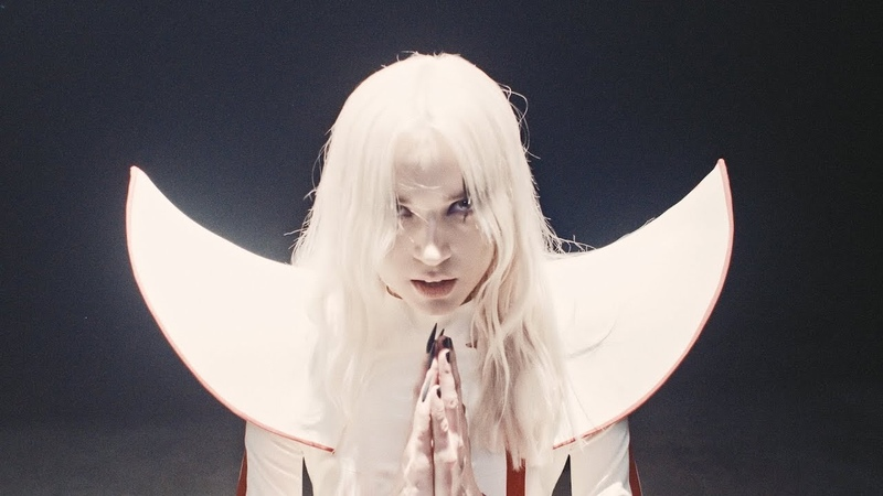 Poppy BLOODMONEY Official Music Video