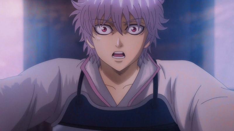 Gintoki vs Utsuro「Gintama The Final」I'm sorry