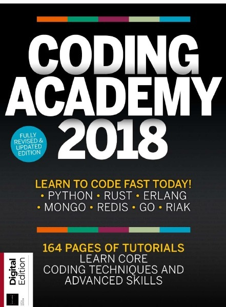 Future s Series Coding Academy 5th Edition 2018