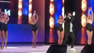 Пародийный танец и вокалист Барс Макских и Люмо! Это пародия! Однажды в России