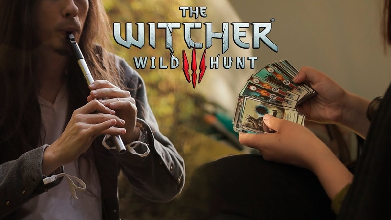 The Witcher 3 - A Story You Won't Believe (Gwent / Tavern) - Cover by Dryante