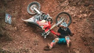 Amateurs Fails & Show   Hard Enduro Pascuet Off-Road 2021 by Jaume Soler