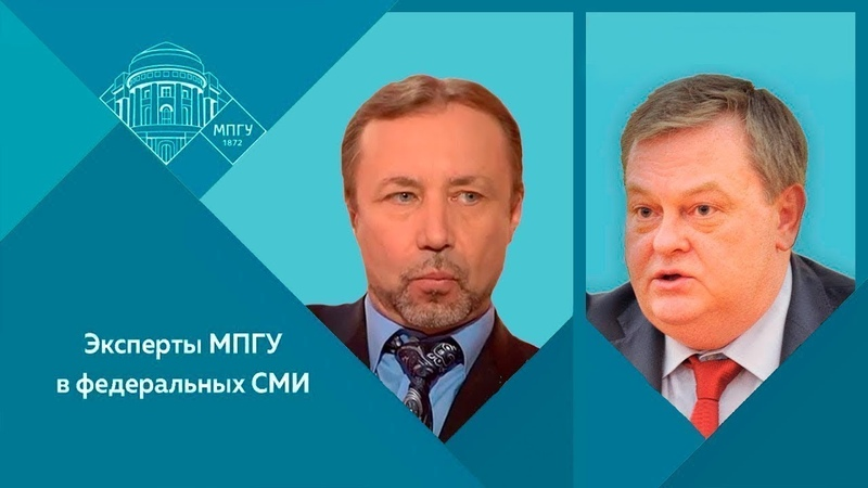 Е.Ю.Спицын и Г.А.Артамонов на канале Красная линия в программе Точка зрения. За нашу Победу!