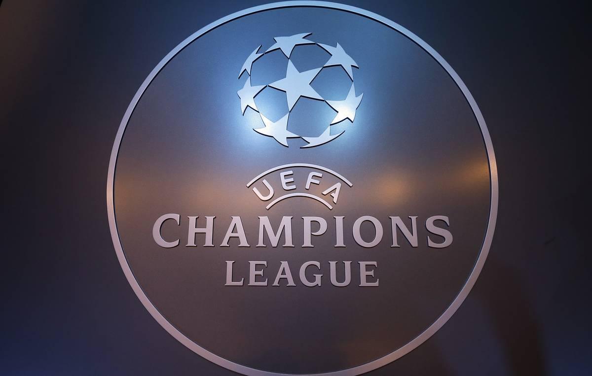 Лига чемпионов УЕФА. Логотип