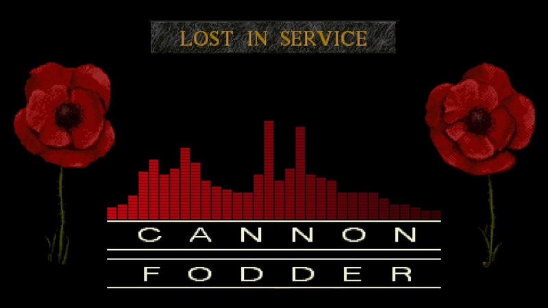CANNON FODDER 'Lost in Service Recruitment' theme 1993 🎖️ aka Narcissus AMIGA REMIX LukHash