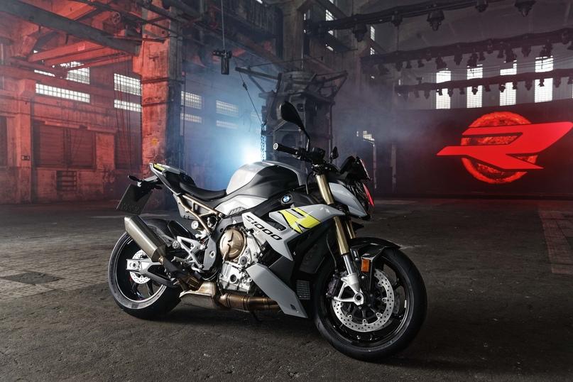 Стритфайтер BMW S1000R 2021