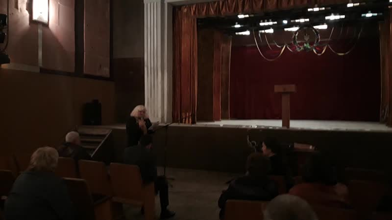 Віршоване вітання Софії Федині від МАМИ. 07.04.2019 р.