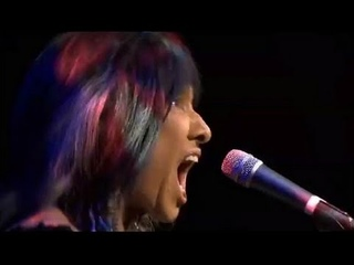 Buffy Sainte-Marie live performance of Starwalker