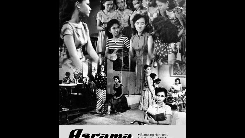 Asrama Dara 1958 Full Movie oleh Usmar Ismail Aminah Cendrakasih Baby Huwae dan Chitra Dewi