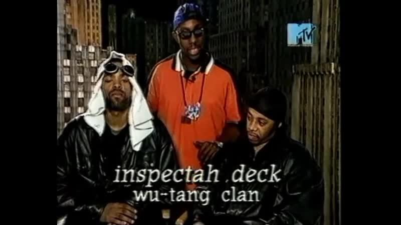Wu Tang Clan в передаче MTV Ultrasound с переводом