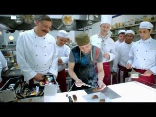 Кухня 4 сезон. Лучшее Чудеса рекламной кулинарии в Клод Моне