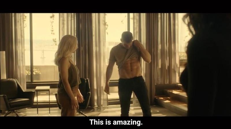 Titans 2x08 Jericho takes control of Hank's body