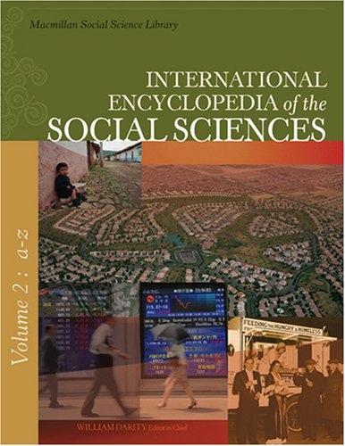 International Encyclopedia of Social Science