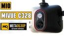 Mio MiVue C328 обзор видеорегистратора