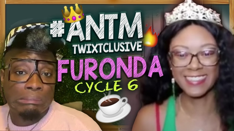 ANTM Furonda Talks Cycle 6 Reads Jay Manuel for Being Mean Defends Tyra Banks Talks Jade Cole