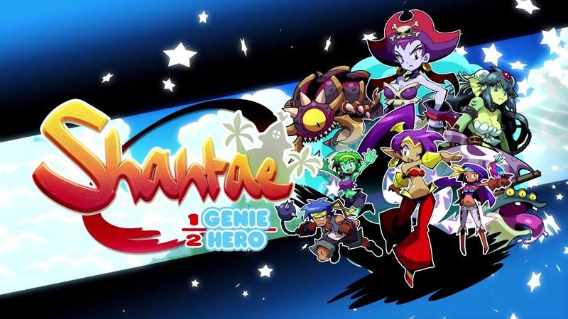 10 Hours: Shantae: Half Genie Hero OST Dance through the Danger