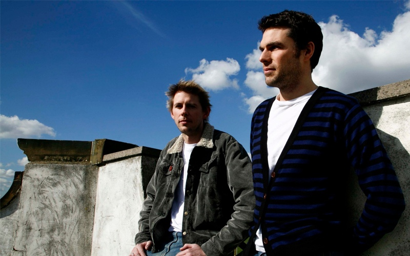 Groove Armada feat. James Alexander Bright ''Talk Talk''