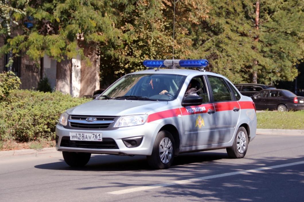 В Таганроге и ряде городов области росгвардейцы задержали на охраняемых объектах нескольких хулиганов