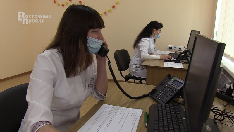 У ЦПМСД №1 Краматорська відкрили сучасний call-центр для пацієнтів