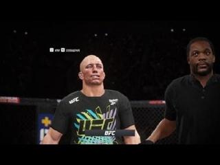 AMC 3 Welterweight (CF) @id351611502 (Georges St-Pierre) vs @id606968095 (Kelvin Gastelum)