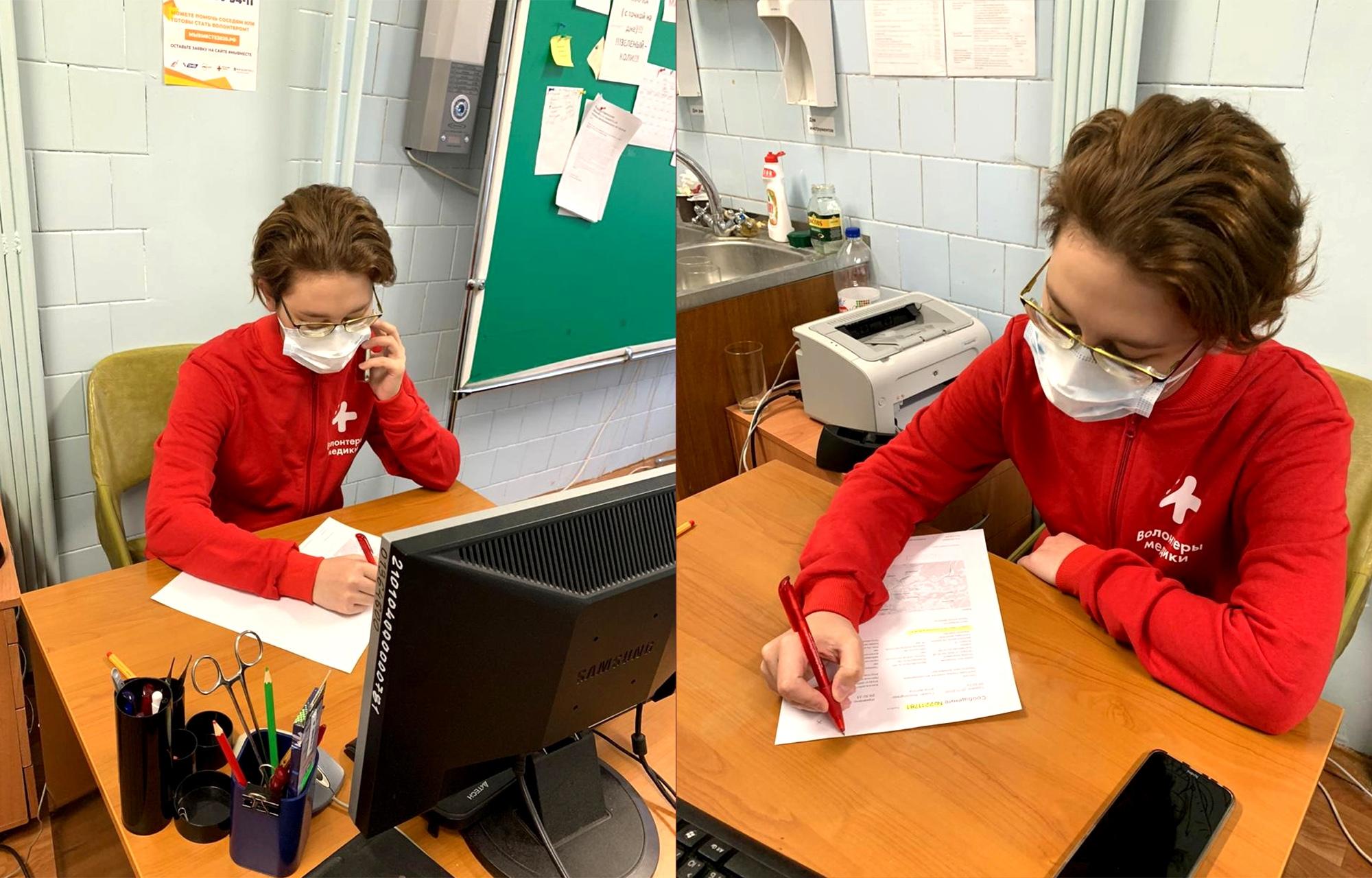 Тверской волонтерский штаб «Мы вместе» возобновил свою работу