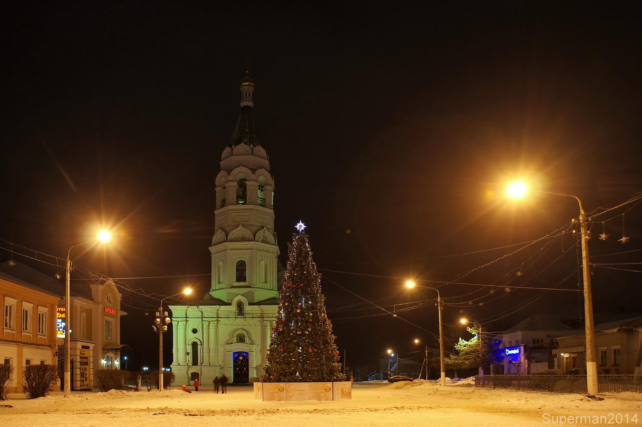 Новогодний Егорьевск - путешествия и прочее — LiveJournal