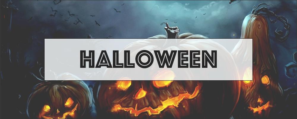 Halloween Logo Pack - 5