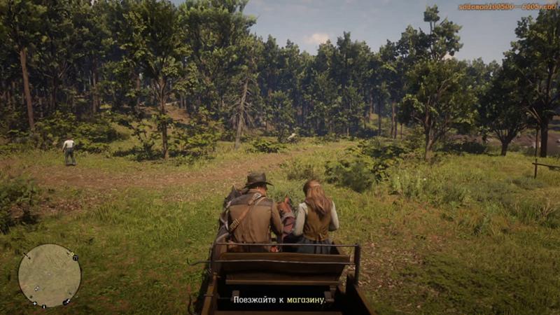 Red Dead Redemption 2 | Глава 3 — Клеменс-Пойнт #6 | Общение