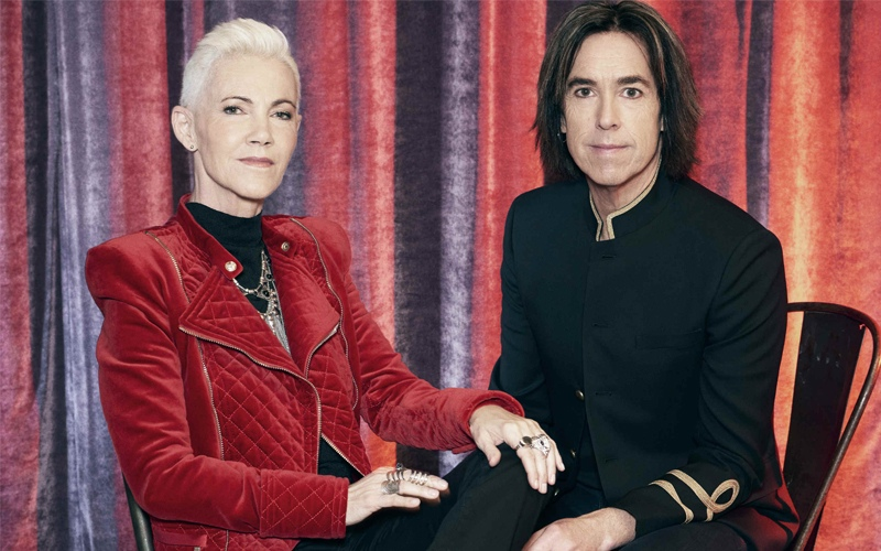Roxette ''Piece Of Cake''