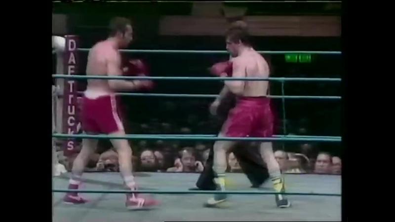 Vito Antuofermo vs Alan Minter 2