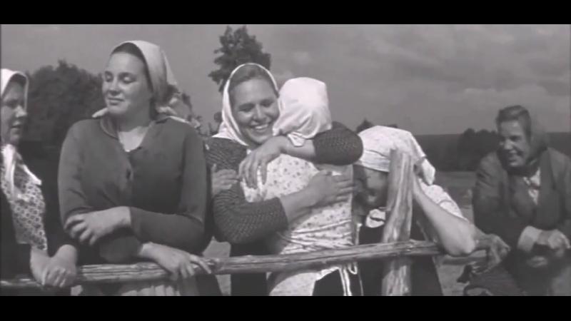Бабье царство 1967 военная драма реж Алексей Салтыков