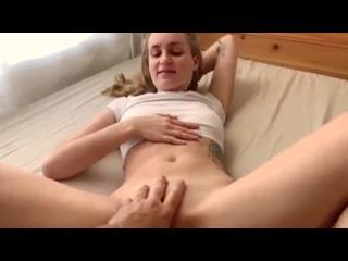Blonde Fucks in Anal and Gets Hot Cum (Секс,трах, анал, минет, сиськи , милф, инцест, порно, Ебля, мать ,czech)