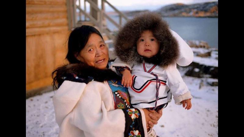 Жители Аляски
