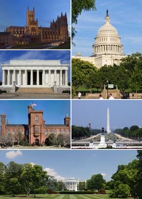 Почему город Вашингтон стал столицей?