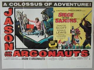 Ясон и аргонавты (Jason and the Argonauts) / Приключения, семейный / 1963