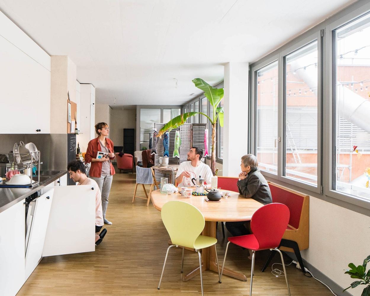 CODHA Apartment Building / Dreier Frenzel Architecture   Communication