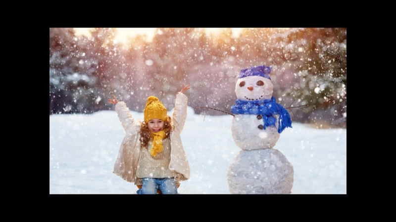 HE CKY4Ai А Снег Все Кружится