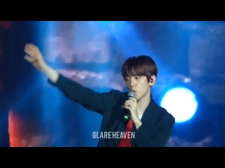 [VIDEO] 181124 EXO-CBX -Vroom Vroom (Baekhyun Focus) @ K-Concert in Macau