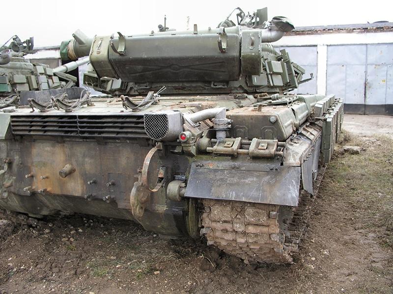 ТАНК Т-64, изображение №7