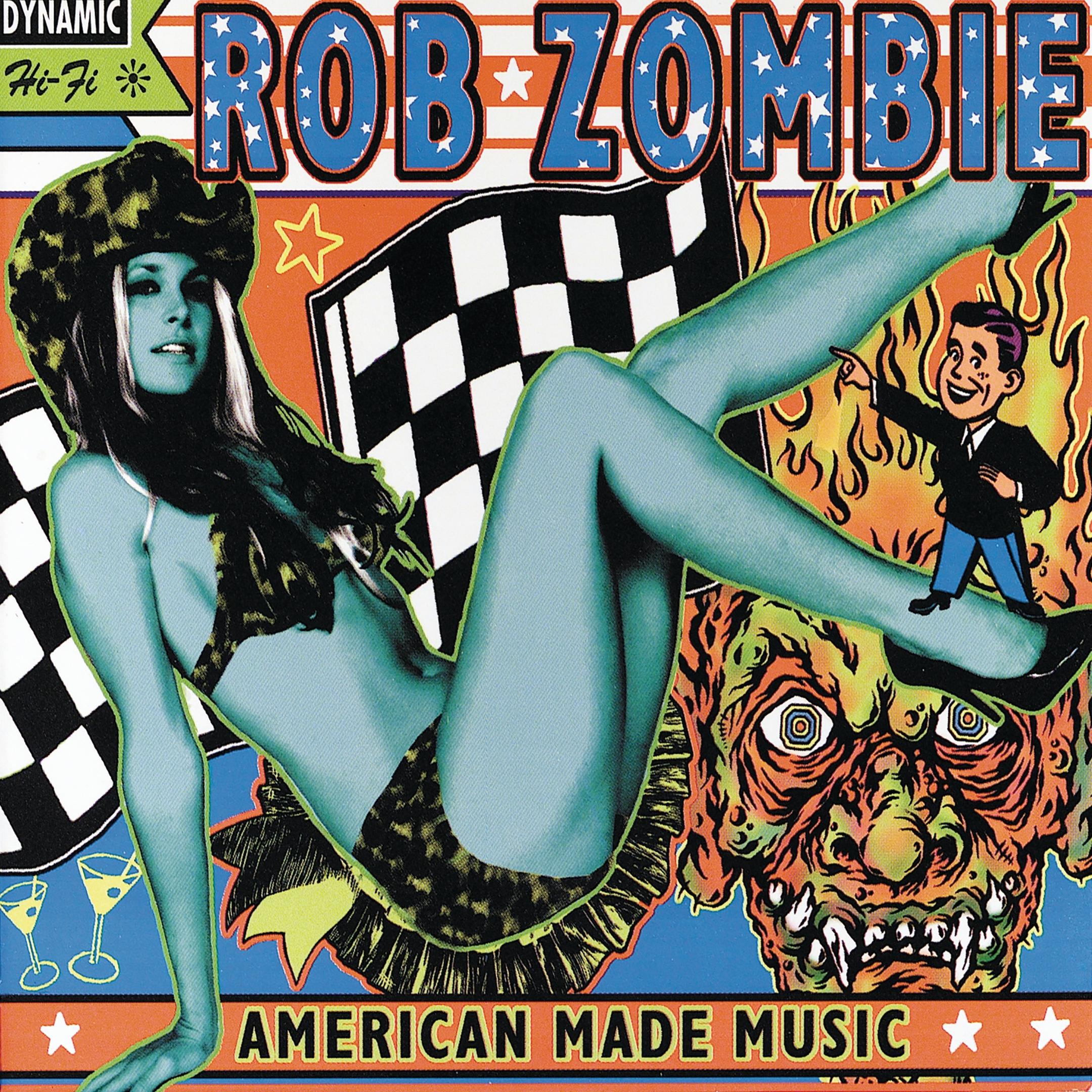 Rob Zombie album American Made Music