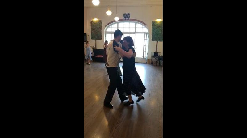 Видео от Академия Аргентинского Танго в Санкт Петербурге