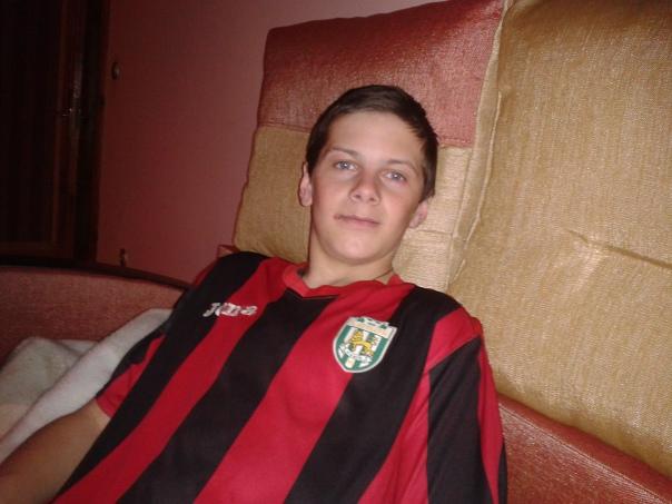 Степан Свідняк, 23 года
