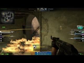 1/2: INFRAGED vs BL (bo1)