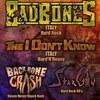 10 Марта BAD BONES (Hard Rock, Италия) + SUPPORT