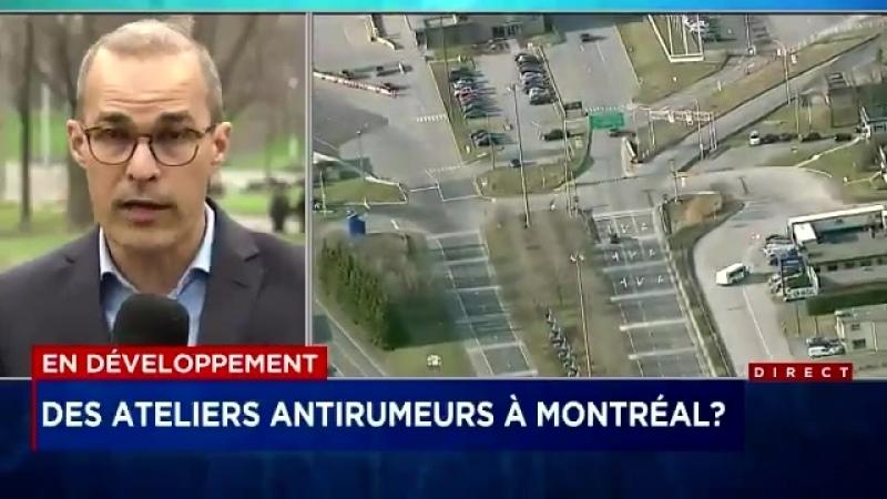 Préjugés sur les migrants des agents antirumeurs à Montréal