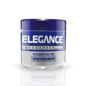 Гель для волос Сверхсильная фиксация и защита Elegance Extra Strong Hair Gel 250 мл.