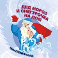 Дед-Мороз-И-СнегурочкаПинск